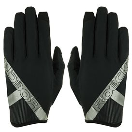 Roeckl Jorox Unisex Laufhandschuh Crossover Handschuh schwarz