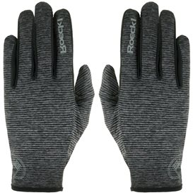 Roeckl Java Unisex Laufhandschuh Crossover Handschuh anthrazit melange im ARTS-Outdoors Roeckl-Online-Shop günstig bestellen