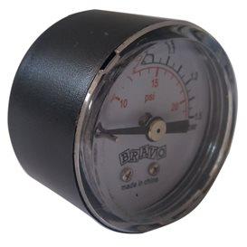 Bravo SP 236 Manometer 0-1,5 Bar passend für Bravo 100 und 101