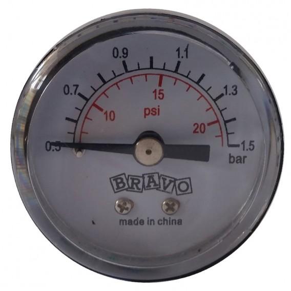 Bravo SP 236 Manometer 0-1,5 Bar passend für Bravo 100 und 101 hier im BRAVO-Shop günstig online bestellen