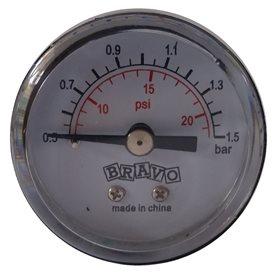 Bravo SP 236 Manometer 0-1,5 Bar passend für Bravo 100 und 101 im ARTS-Outdoors BRAVO-Online-Shop günstig bestellen