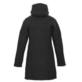 Mufflon Rika Damen Wollmantel Wintermantel anthrazit hier im Mufflon-Shop günstig online bestellen