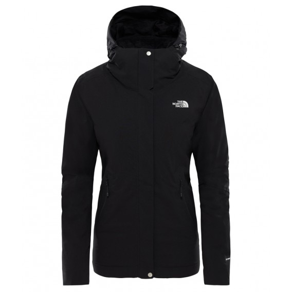 best website no sale tax shop best sellers The North Face Inlux Insulated Jacket Damen Winterjacke black