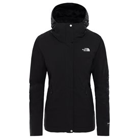 The North Face Inlux Insulated Jacket Damen Winterjacke black