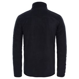 The North Face 100 Glacier 1/4 Zip Herren Fleecepullover black hier im The North Face-Shop günstig online bestellen
