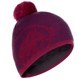 Mammut Snow Beanie Damen Mütze Strickmütze grape-beet
