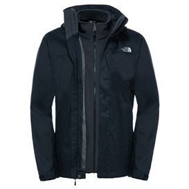 The North Face Evolve II Triclimate Jacket Herren Winterjacke Doppeljacke TNF black