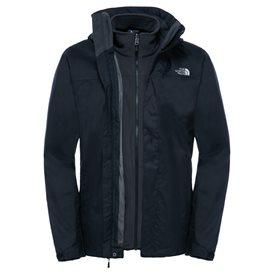 The North Face Evolve II Triclimate Jacket Herren Winterjacke Doppeljacke TNF black hier im The North Face-Shop günstig online b
