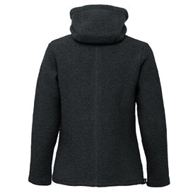 Mufflon Caro Damen Merino Jacke Winterjacke anthrazit im ARTS-Outdoors Mufflon-Online-Shop günstig bestellen