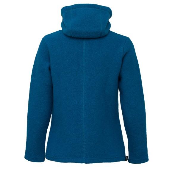 Mufflon Caro Damen Wolljacke Winterjacke arctic hier im Mufflon-Shop günstig online bestellen