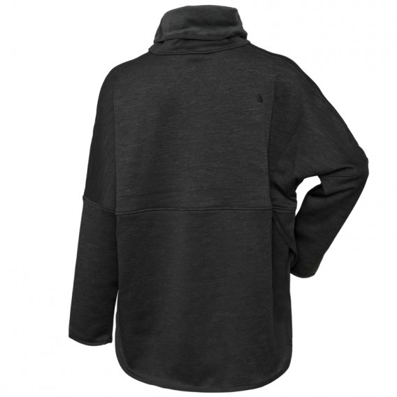 The North Face Cozy Slacker Poncho Damen dark grey heather hier im The North Face-Shop günstig online bestellen