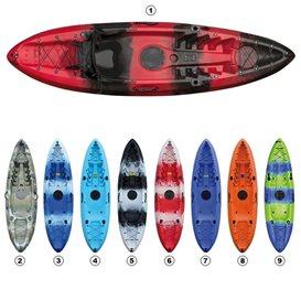 ExtaSea 285 Sit on Top 1er Freizeitkajak Angelkajak Festboot hier im ExtaSea-Shop günstig online bestellen