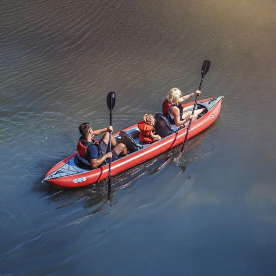 Gumotex Thaya 2 Personen Kajak Drop Stitch Luftboot rot im ARTS-Outdoors Gumotex-Online-Shop günstig bestellen