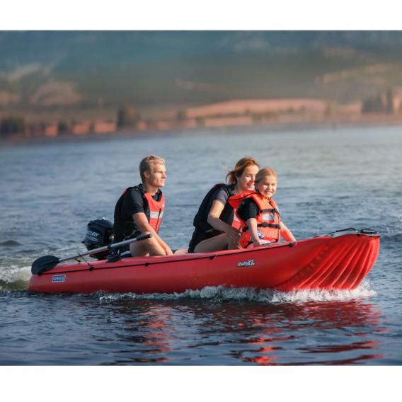 Gumotex Ruby XL 3 Personen Schlauchboot aufblasbares Kanu Motorboot hier im Gumotex-Shop günstig online bestellen
