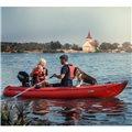 Gumotex Ruby XL 3 Personen Schlauchboot aufblasbares Kanu Motorboot