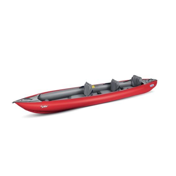 Gumotex Solar III 3 Personen Luftboot Nitrilon Kajak im ARTS-Outdoors Gumotex-Online-Shop günstig bestellen
