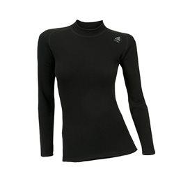 Aclima Warmwool Crew Neck Damen Merino Unterwäsche jet black im ARTS-Outdoors Aclima-Online-Shop günstig bestellen