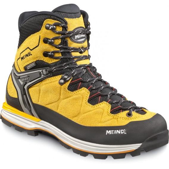 Meindl Litepeak PRO GTX Herren Bergschuhe Wanderschuhe gelb-schwarz hier im Meindl-Shop günstig online bestellen