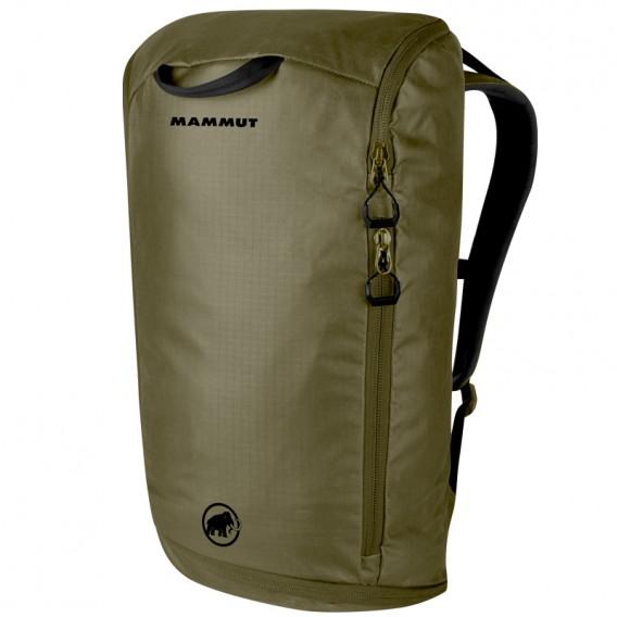 Mammut Neon Smart Klettertasche Seiltasche olive hier im Mammut-Shop günstig online bestellen
