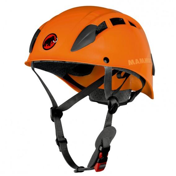 Mammut Skywalker 2 Kletterhelm Bergsporthelm orange hier im Mammut-Shop günstig online bestellen