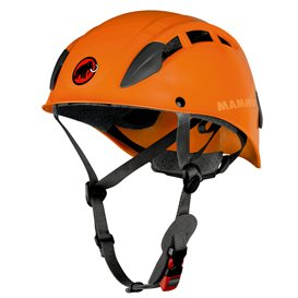 Mammut Skywalker 2 Kletterhelm Bergsporthelm orange
