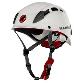 Mammut Skywalker 2 Kletterhelm Bergsporthelm white