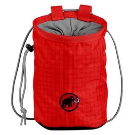 Mammut Basic Chalk Bag Magnesium Beutel für Kletterkreide poppy hier im Mammut-Shop günstig online bestellen