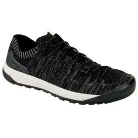 Mammut Hueco Knit Low Herren Sneaker Freizeitschuhe black-titanium