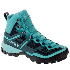 Mammut Ducan High GTX Damen Trekkingschuhe Wanderschuhe dark waters-phantom