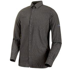Mammut Lenni Longsleeve Shirt Herren Outdoor und Freizeit Langarmhemd titanium hier im Mammut-Shop günstig online bestellen