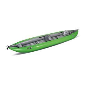 Gumotex Twist II 2-1 Personen Kajak Schlauchboot Luftboot Nitrilon
