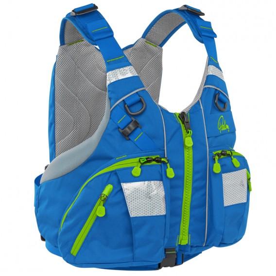 Palm Kaikoura PFD Schwimmweste Kajakweste blue hier im Palm-Shop günstig online bestellen