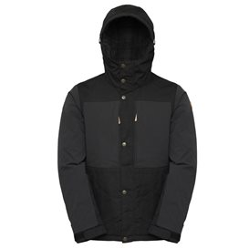 Fjällräven Övik Stretch Padded Jacket Herren black