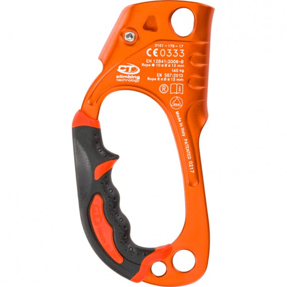 Climbing Technology Quick Up Plus Rechtshändige Seilklemme lobster hier im Climbing Technology-Shop günstig online bestellen