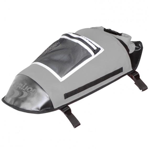 Prijon DeckMaster Decktasche mit Rucksack-Gurt schwarz-grau hier im Prijon-Shop günstig online bestellen