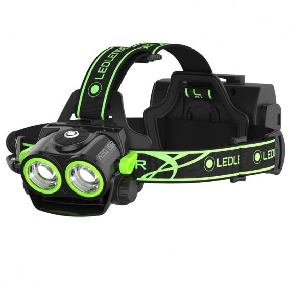 Ledlenser XEO19R Stirnlampe Helmlampe 2000 Lumen black-green hier im Ledlenser-Shop günstig online bestellen