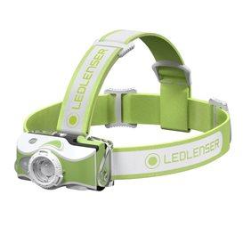 Ledlenser MH7 Stirnlampe Helmlampe 600 Lumen green