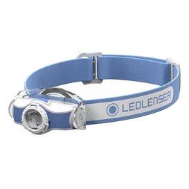 Ledlenser MH5 Stirnlampe Helmlampe 400 Lumen blue