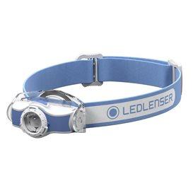 Ledlenser MH3 Stirnlampe Helmlampe 200 Lumen blue