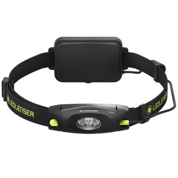 Ledlenser NEO4 Outdoor Helm und Stirn Lampe black