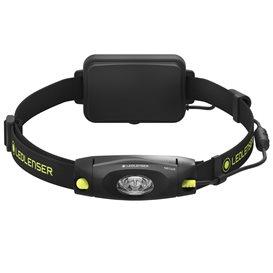 Ledlenser NEO6R Outdoor Helm und Stirn Lampe black