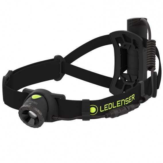 Ledlenser NEO10R Stirnlampe Helmlampe 600 Lumen black hier im Ledlenser-Shop günstig online bestellen