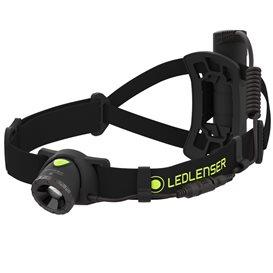 Ledlenser NEO10R Stirnlampe Helmlampe 600 Lumen black