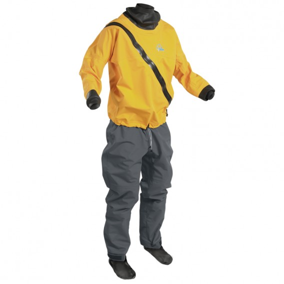 Palm Base Suit Paddelanzug Trockenanzug saffron-jet grey hier im Palm-Shop günstig online bestellen