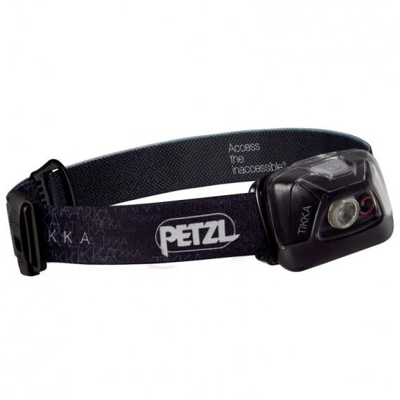 Petzl Tikka Stirnlampe Helmlampe 200 Lumen schwarz im ARTS-Outdoors Petzl-Online-Shop günstig bestellen