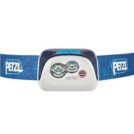 Petzl Actik Stirnlampe Helmlampe 300 Lumen blau im ARTS-Outdoors Petzl-Online-Shop günstig bestellen