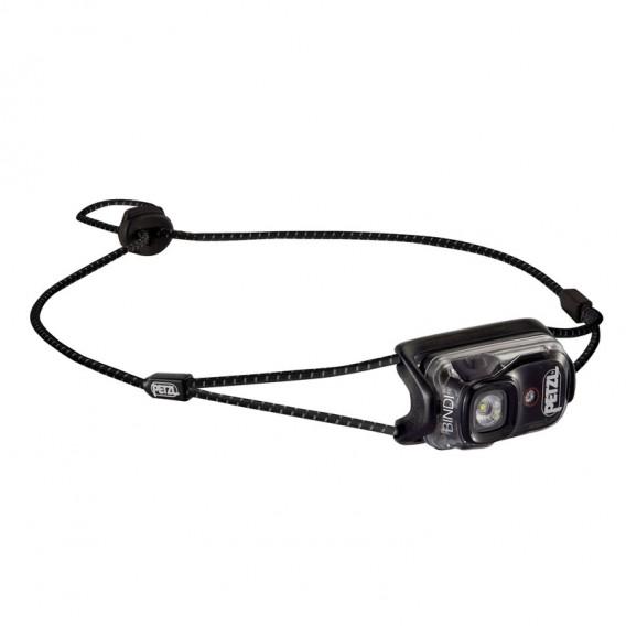 Petzl Bindi Stirnlampe 200 Lumen schwarz hier im Petzl-Shop günstig online bestellen