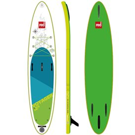 Red Paddle 12.6 Voyager MSL SUP aufblasbares Stand Up Paddle Board im ARTS-Outdoors Red Paddle-Online-Shop günstig bestellen