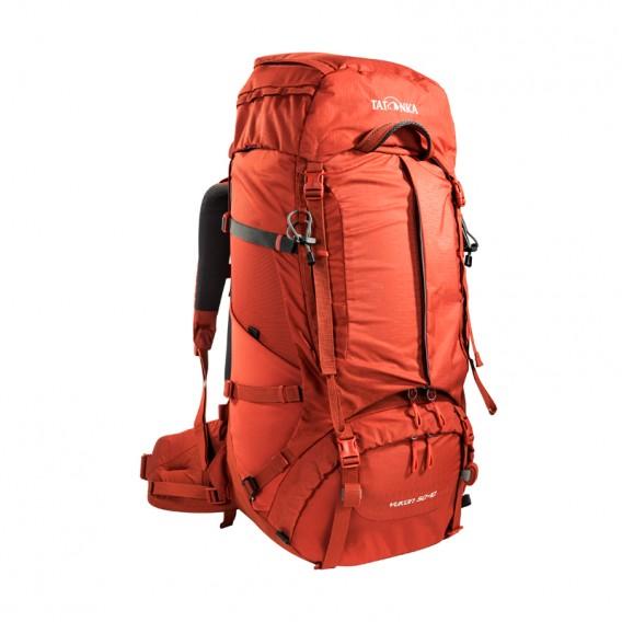 Tatonka Yukon 50+10 Trekkingrucksack Wanderrucksack redbrown hier im Tatonka-Shop günstig online bestellen