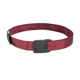 Tatonka Travel Waistbelt 3 cm Gürtel mit Geldfach bordeaux red im ARTS-Outdoors Tatonka-Online-Shop günstig bestellen